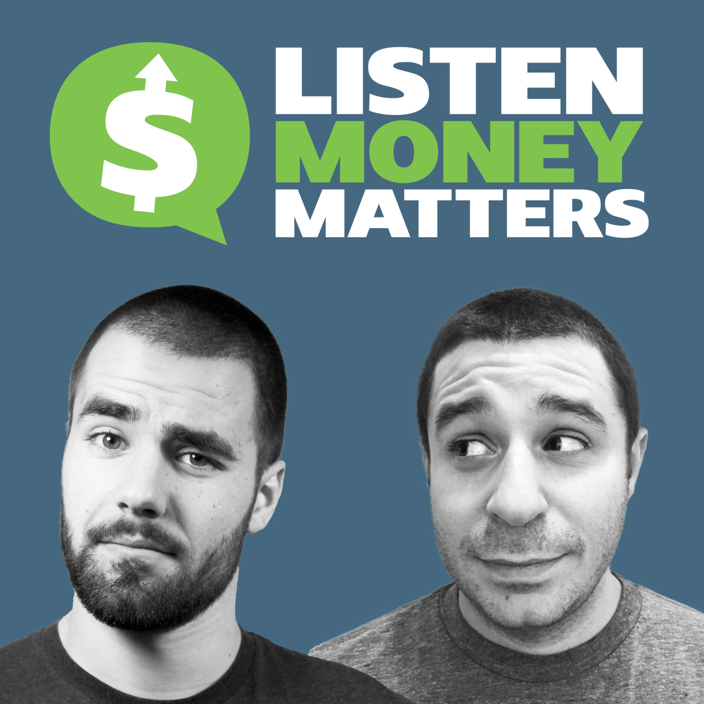 Listen Money Matters! A Personal Finance Show on How to Invest Simply, Crush Debt, Budget Like a Pro, Build Better Money Habits, and Productivity