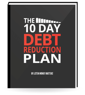 The 10 Day Debt Reduction Plan