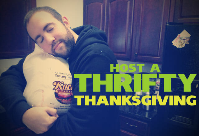thrifty thanksgiving