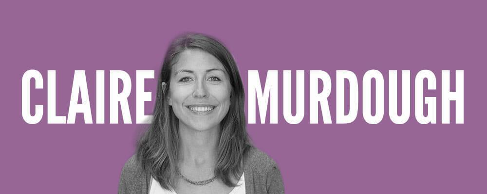 Claire Murdough