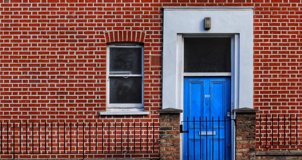 brick building leverage in real estate