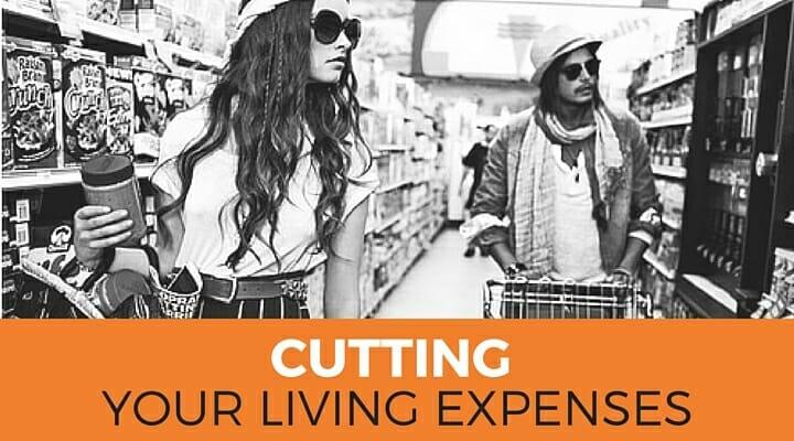 cut living costs
