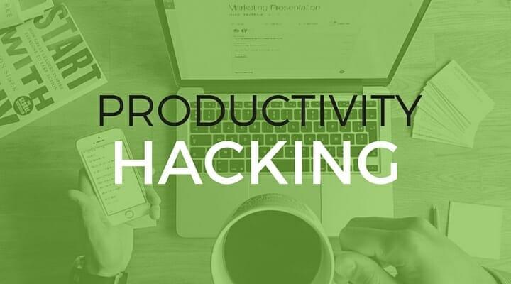 103: Productivity Hacking