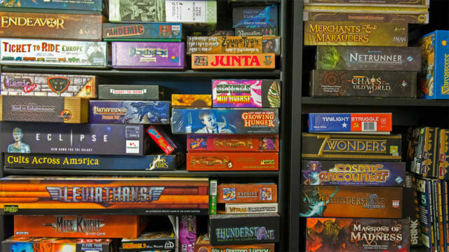 fun things to do saturday board games