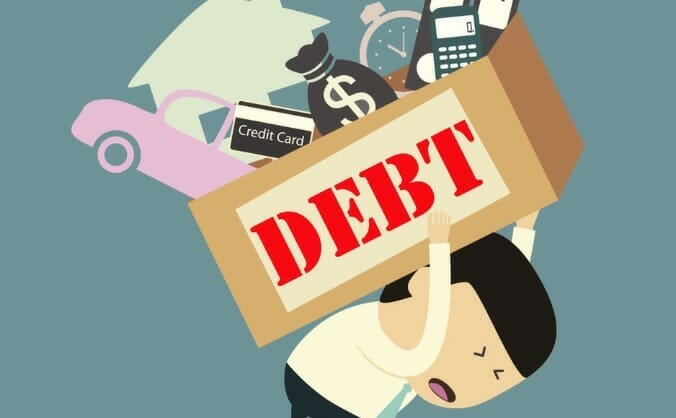 financial independence destroy debt
