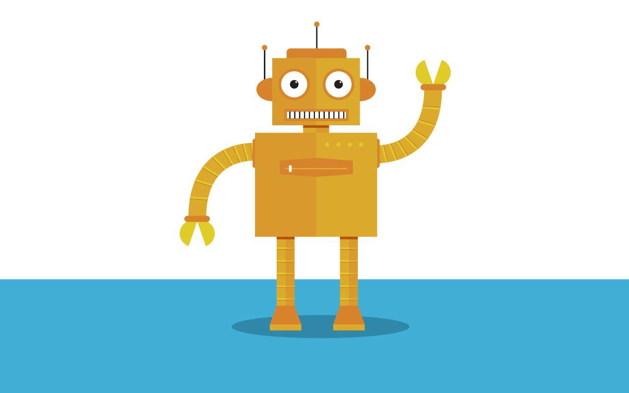 online business robot