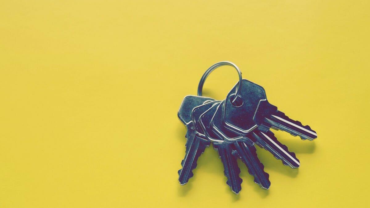 Keys on a ring