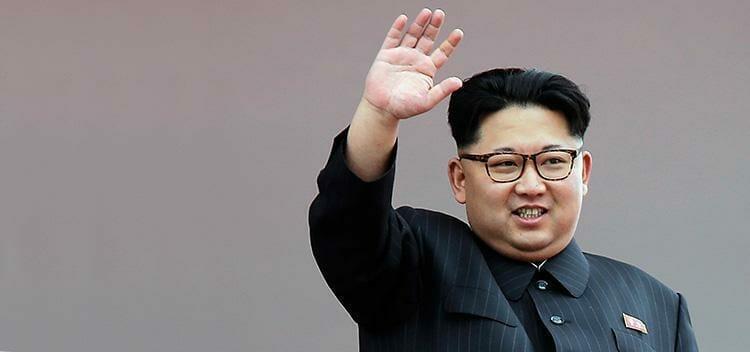 Kim Jong-un, Supreme Leader of North Korea