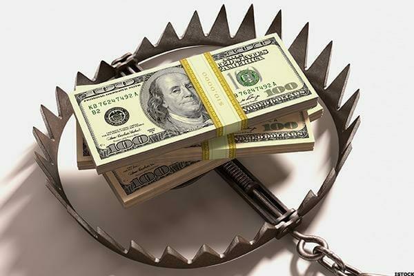 debt consolidation-trap