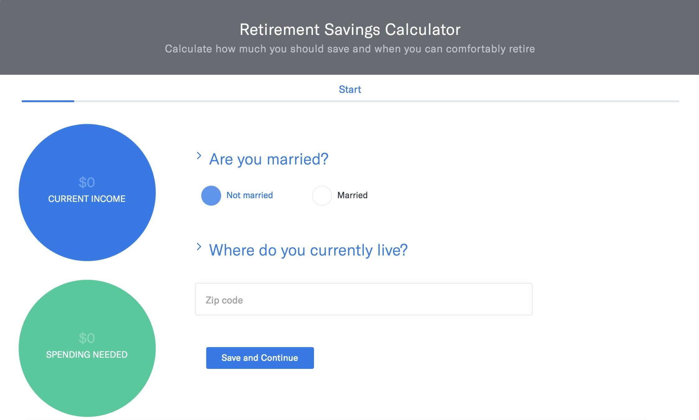 overspending-betterment-retirement-calculator