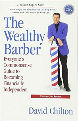 best personal finance books - wealthy barber