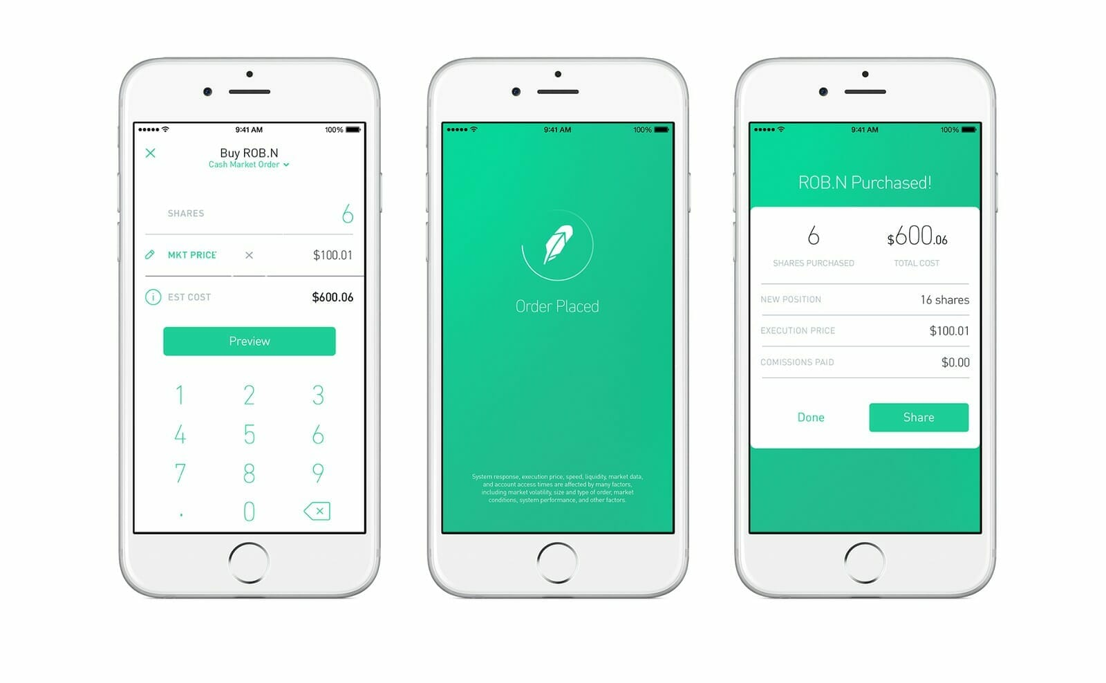 review of robinhood - stock trading
