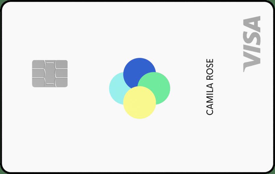 Paypal Visa credit card