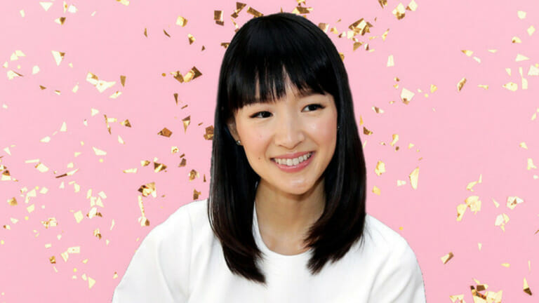 Get Ready To Marie Kondo Your Finances So They Spark Joy Too