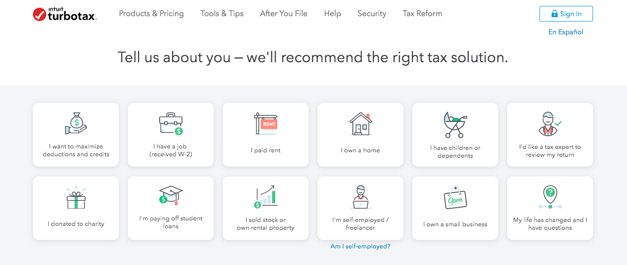 turbotax-review-questions