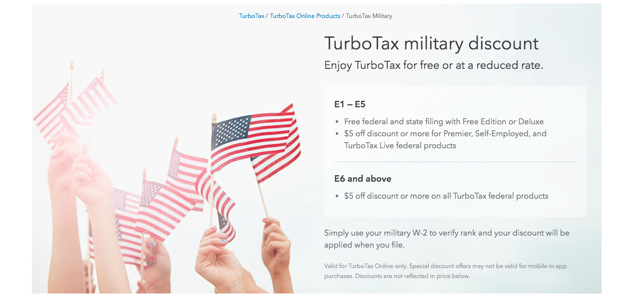 turbotax-review-military-discount