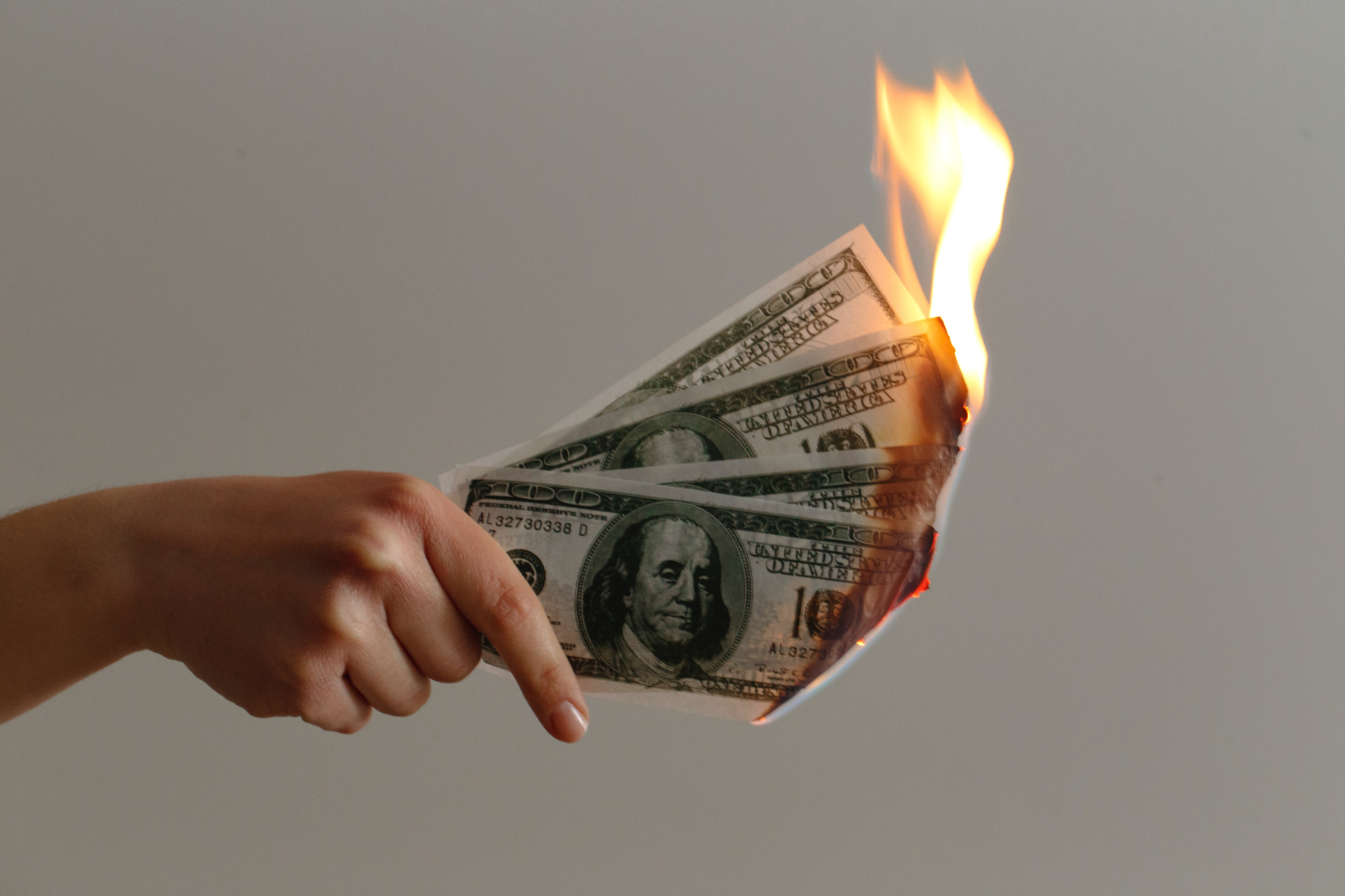401k Fees - Burn Money