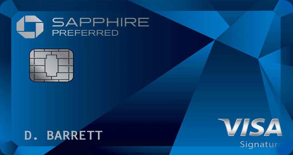 sapphire preferred logo