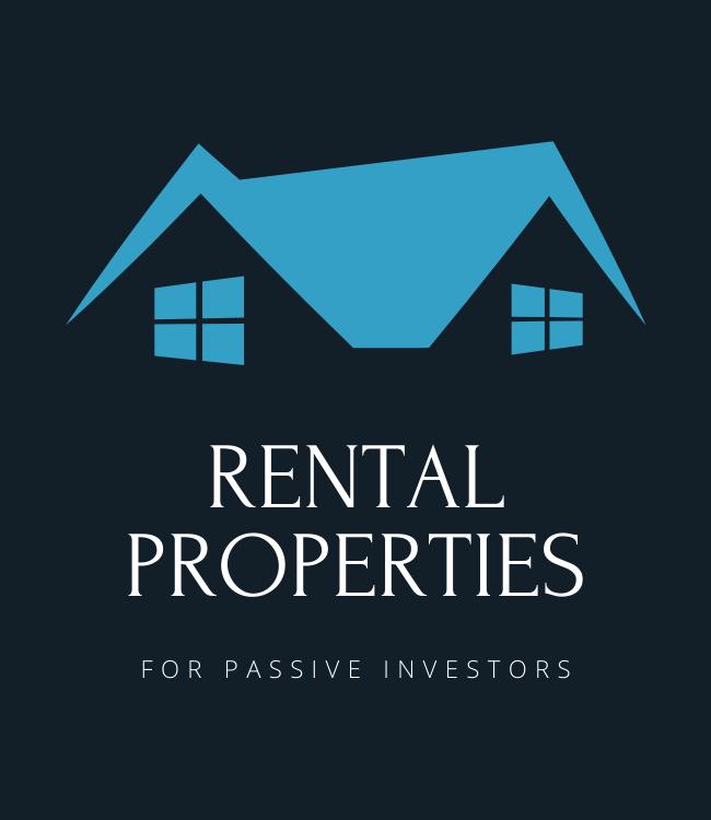 Proprietà in affitto per investitori passivi