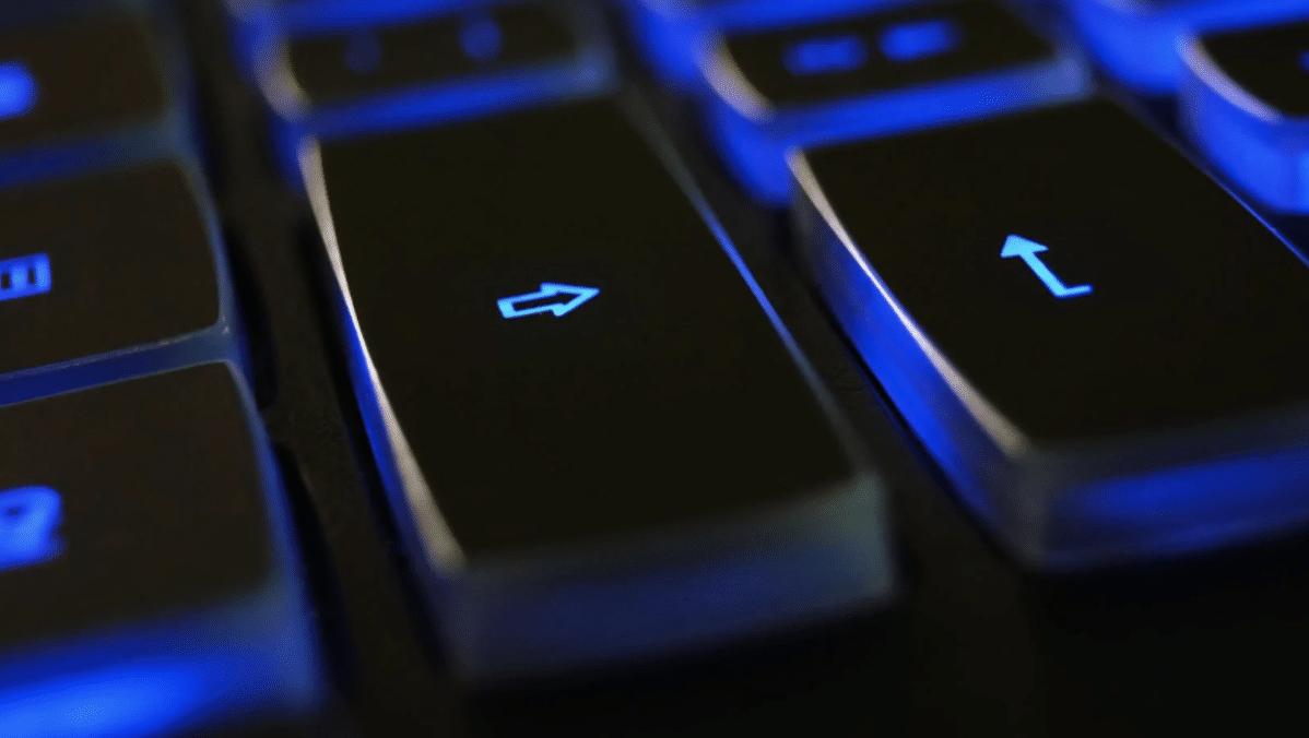 laptop computer keys